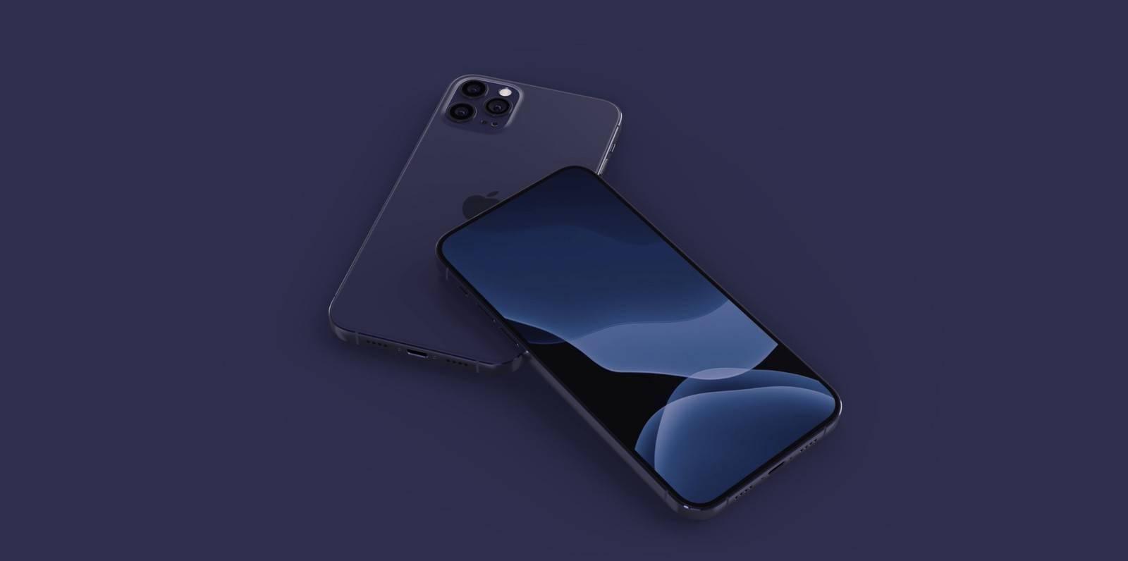 iPhone 12 Pro「深蓝色」推出将取代目前的「暗夜绿」