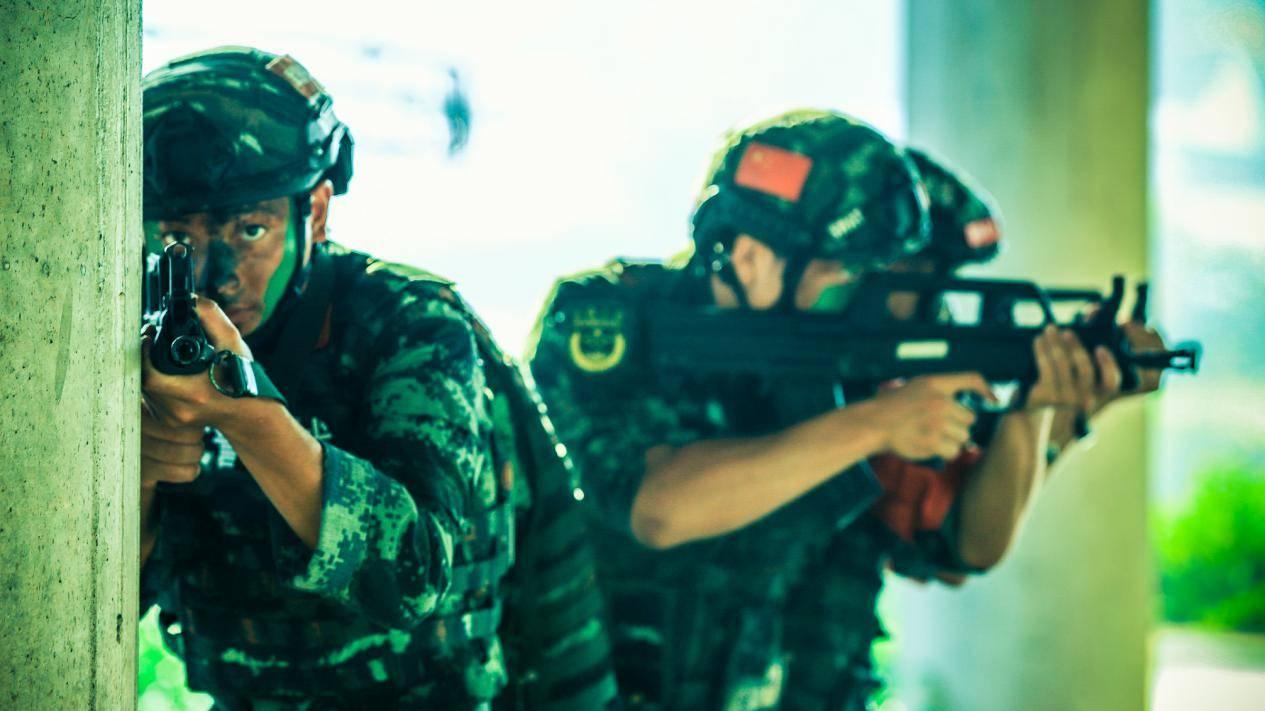 """""""既要有战场思维,也要对目标战场有'"""