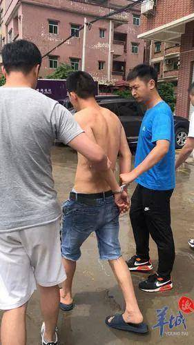 一桩寂静16年的命案犯罪嫌疑人赵某在逃亡16年后在东莞落网 广东男子扶老人