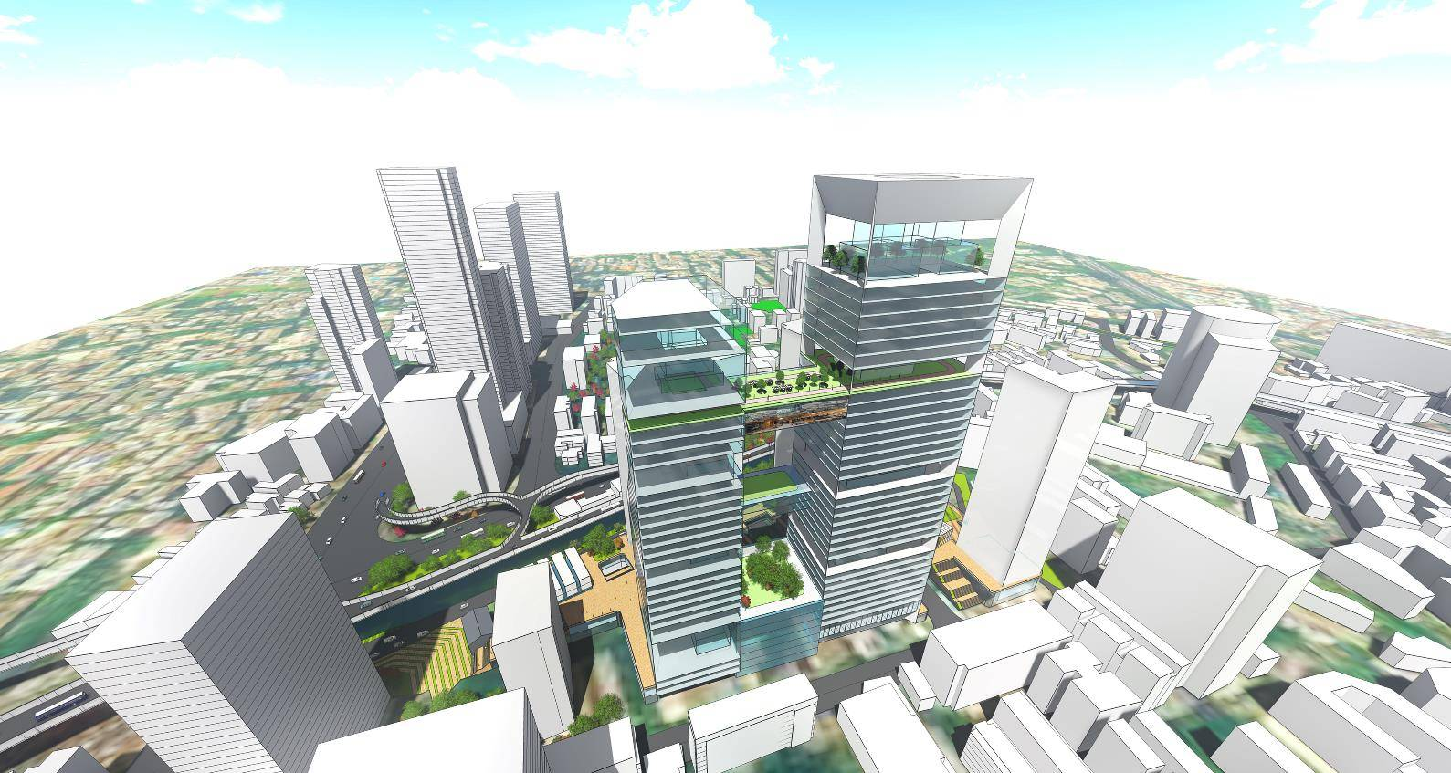 越秀区南洋电器厂将变身地标建筑群,注入智慧创新产业