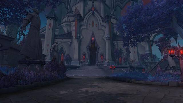 魔兽9.0纳斯利亚堡饰品预览 文中名称均为暂译