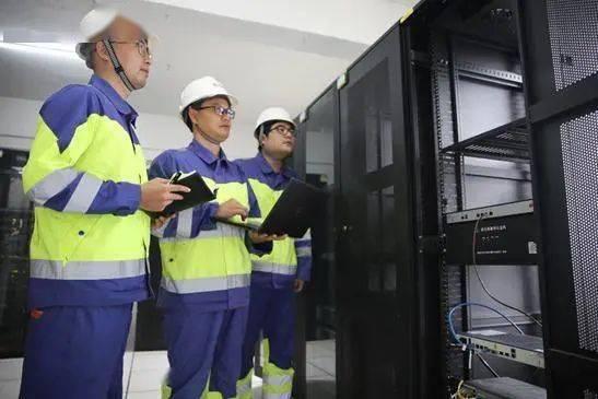 埃肯加强网络信息安全管理