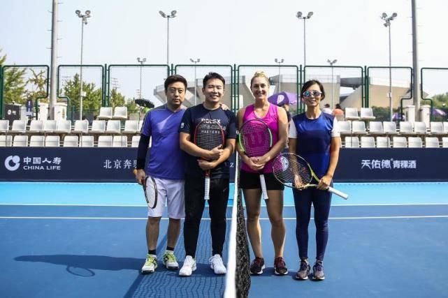 彭帅领衔公益行业余赛事重启2020中网赛事重启忙不停