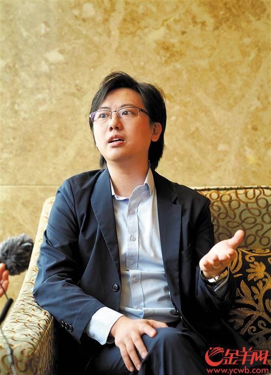 【中国梦·践行者】李嘉俊:香港青年多