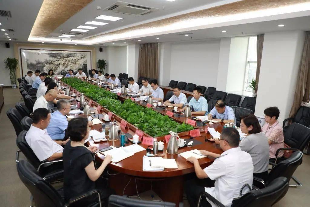 【时政要闻】崂山区召开经济运行和重点项目调度会议
