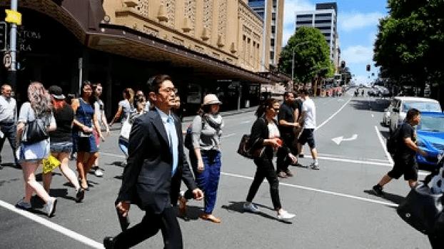 新西兰奥克兰人口_10年之后,奥克兰人口将达200万!看好你哦……