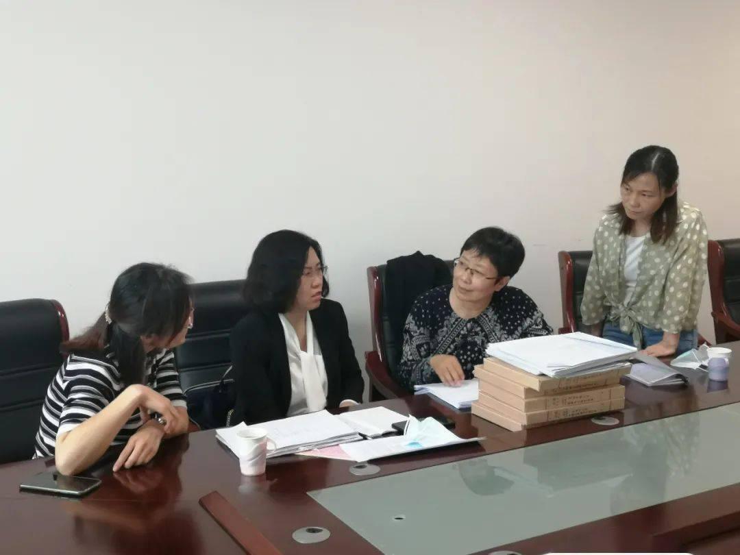 河北省市场监督管理局导游赴正定县检查