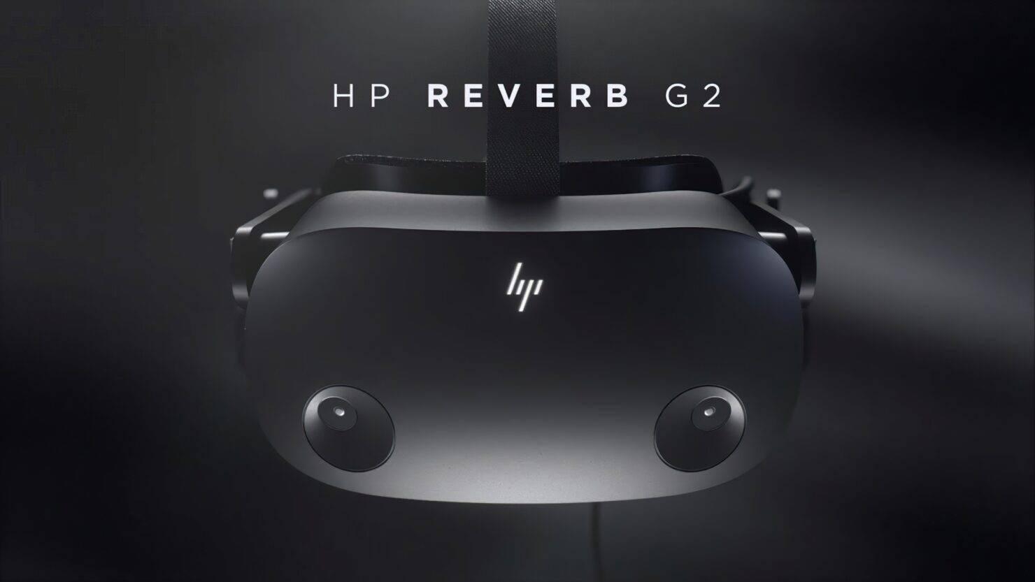 惠普确认Reverb G2 VR头显将于11月发货