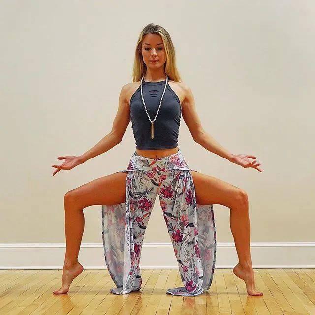 想要瑜伽进步快,体能核心一定要常练!(附高强度体能核心练习)_双手