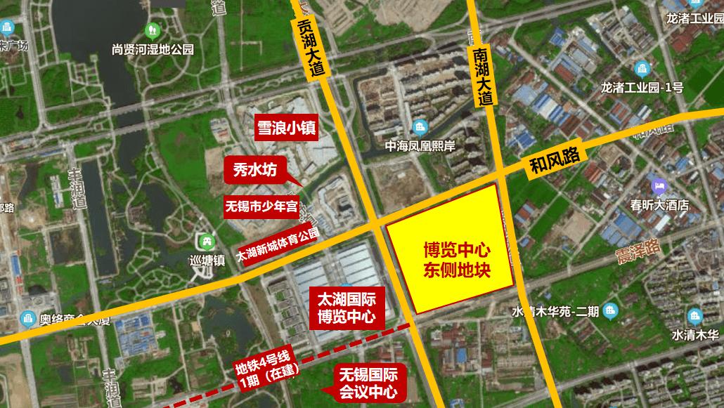 无锡2020梁溪区规划图