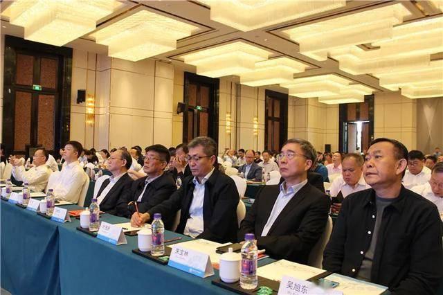 """高永:行业要注意""""三个不足""""!第八届中国纺织机械协会第二届理事扩"""