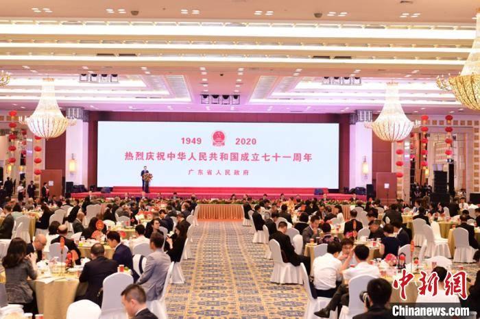 廣東副省長張新:希望海內外朋友繼續參與廣東發展