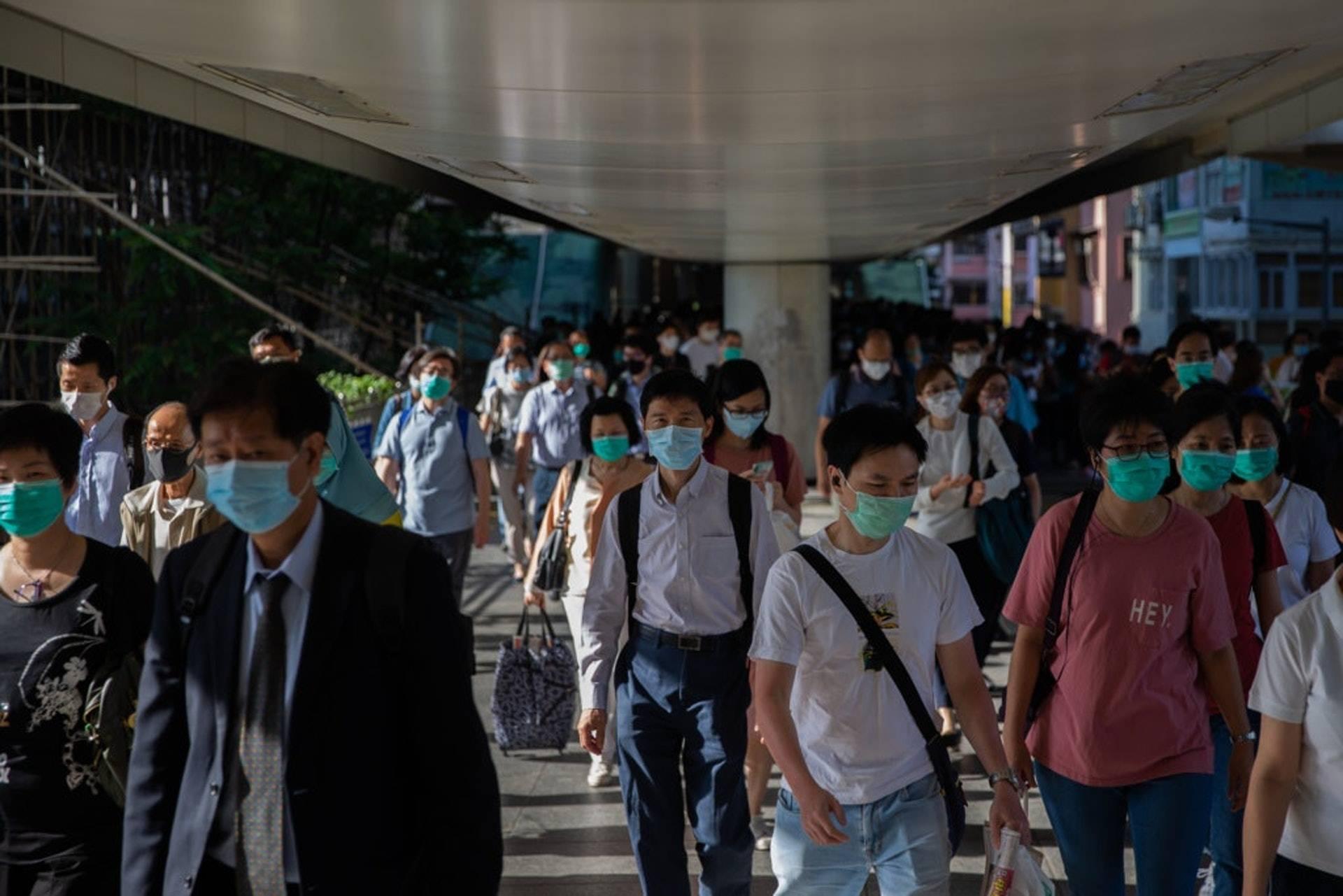香港公务员事务局局长:截至9月已有46名公务员被捕