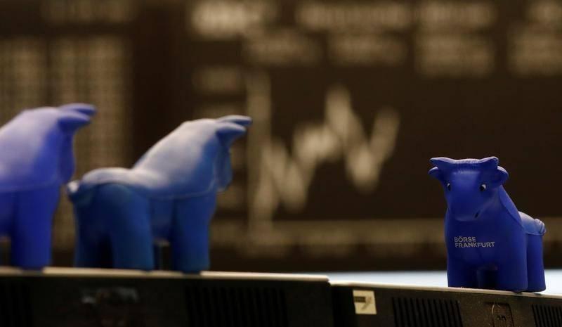 德国股市涨跌不一;截至收盘DAX30下跌0.23%