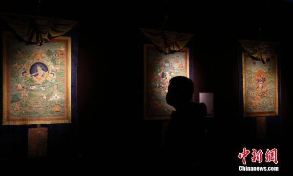 喜马拉雅艺术展在北京开幕展品将10月中旬拍卖