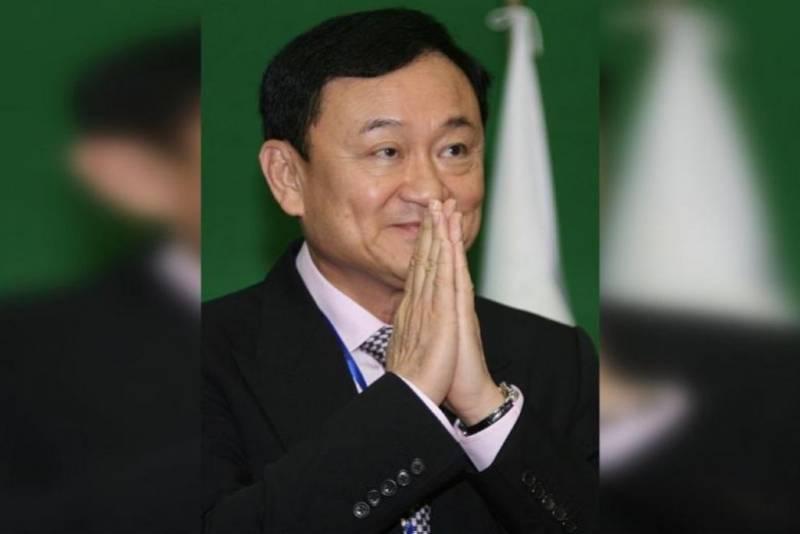泰国前总理他信感染新冠已康复,疑在美食广场染疫