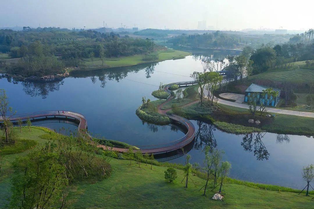 湿地景观_湿地公园景观设计_湿地与景观