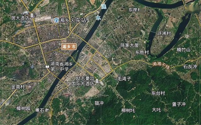湘乡gdp_湖南湘乡市,由湘潭管辖,与娄底交界,GDP高达483亿元