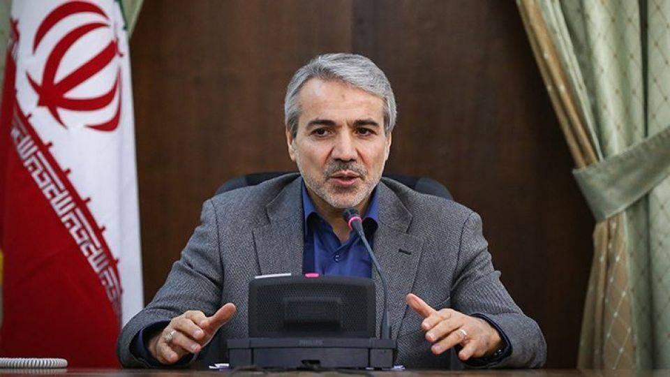 伊朗副总统诺·巴克特诊断为SARS-CoV-2