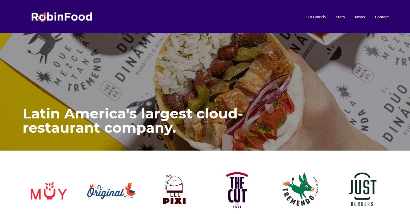 为消费者提供在线餐点配送服务,美国云厨房「Robinfood」获 1600 万美元融资