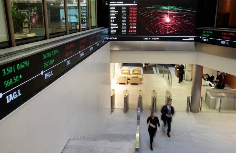 英国股市收盘走低;停止收盘Investing.com英国100下跌0.25%...