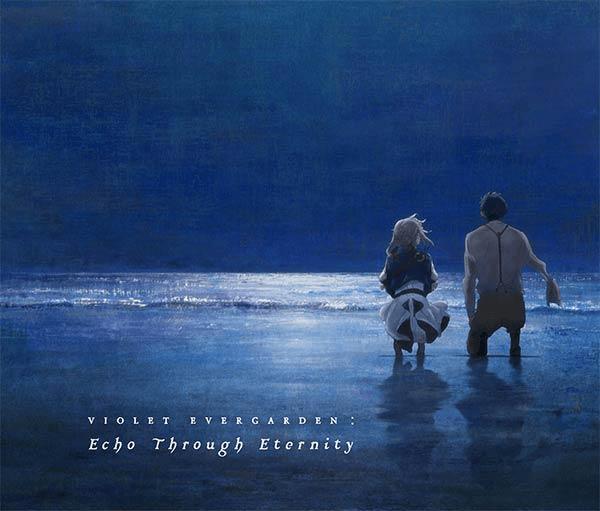 「剧场版紫罗兰永恒花园」即将推出原声音乐专辑_Evan