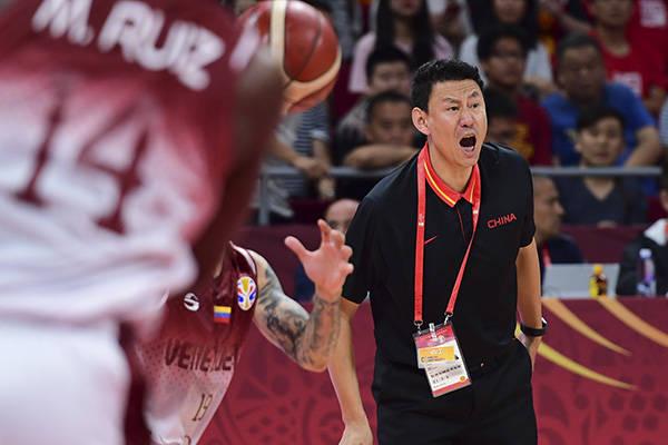 对话李楠:男篮世界杯时我经验不足,对波兰的比赛策略没问题