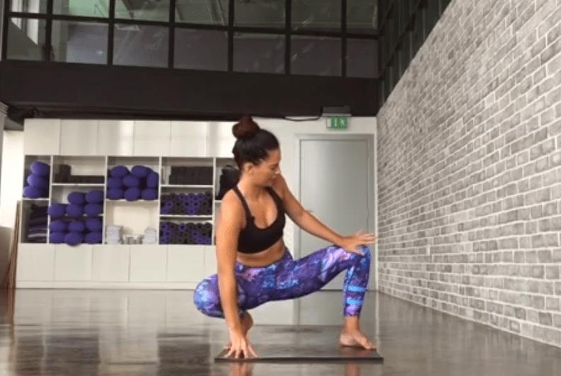 6个变体瑜伽动作,深度开髋,超级有感觉!