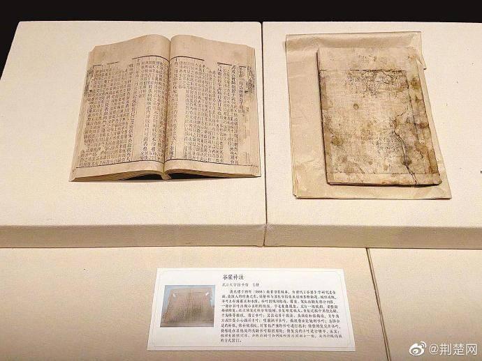 武大书医守护古籍20余万册修复古籍要技艺更要热爱