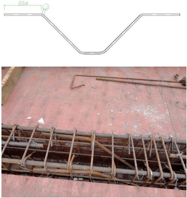 钢筋工程中锚固长度怎么计算?