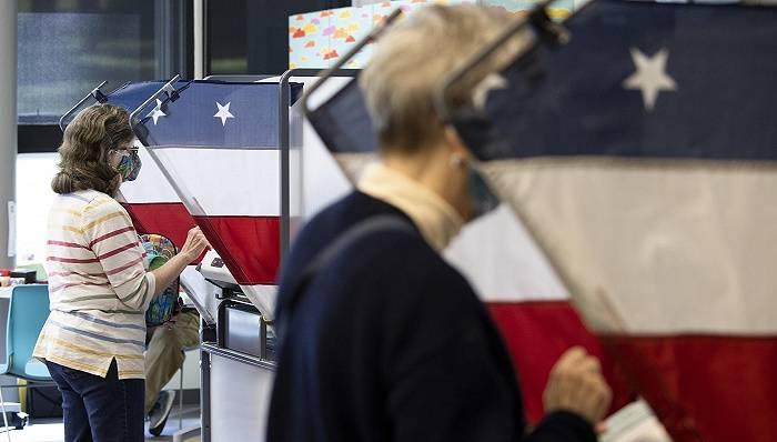 离大选还差19天,2000万美国人已经把票投了