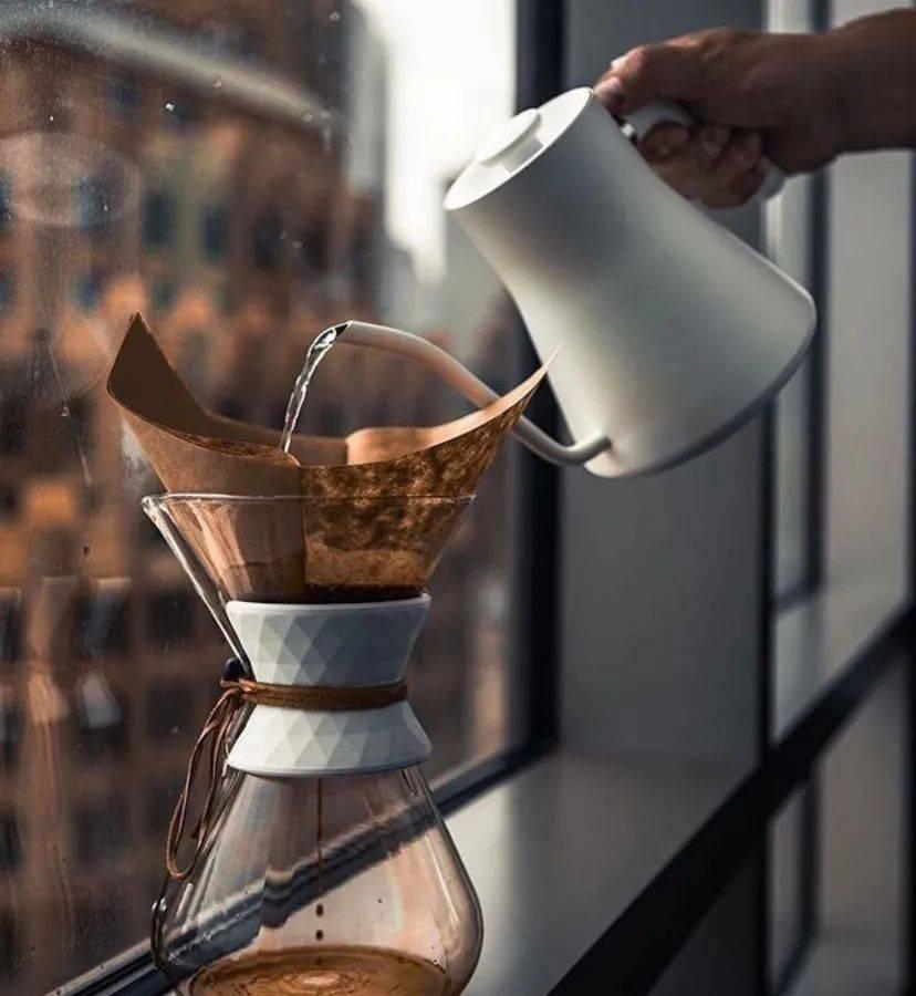 在相同的提取率和浓度下,水温对咖啡味道的影响微乎其微。 试用和测评 第1张