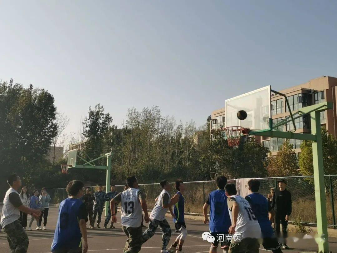 班级篮球联赛开幕式 爱体育官方网站(图3)