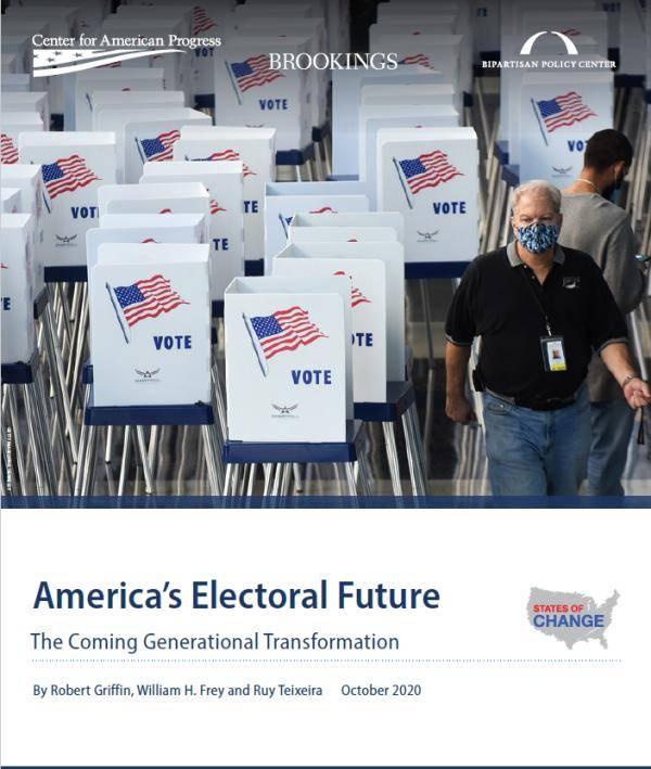 [四项因素将影响美国选举政治长期走向——美智库深度解读]