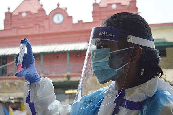 印度新增确诊病例逾5万例,累计确诊逾786万例