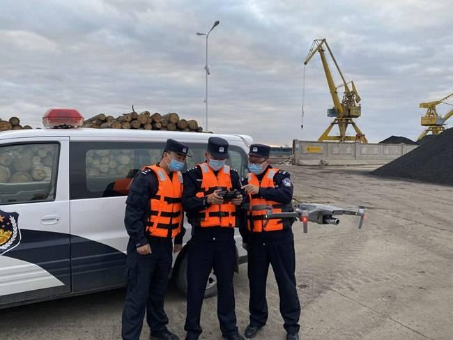 黑龙江同江:科技强警筑牢口岸防线