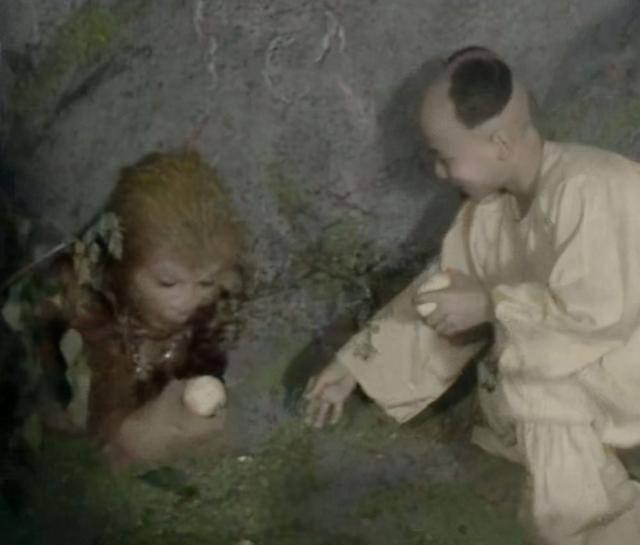 给悟空送桃子的童子是谁?为何能进入众仙守护的五行山
