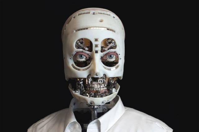 迪斯尼研发出一款超仿真机器人网友惊呼与它对视毛骨悚然