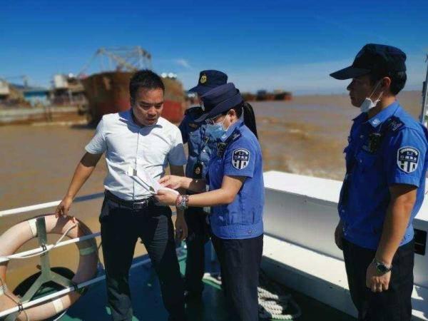珠海横琴实现自贸区海陆联动综合执法