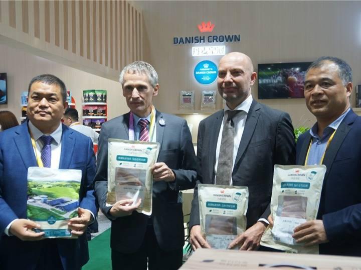直通进博会|进博会丹麦馆:为中国消费者提供值得信赖的健康食品