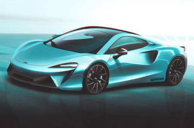 突破自我,迈凯轮将推出新的插电式混合动力车型