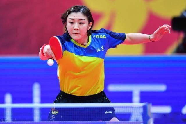 乒乓球女子世界杯历届冠军得主