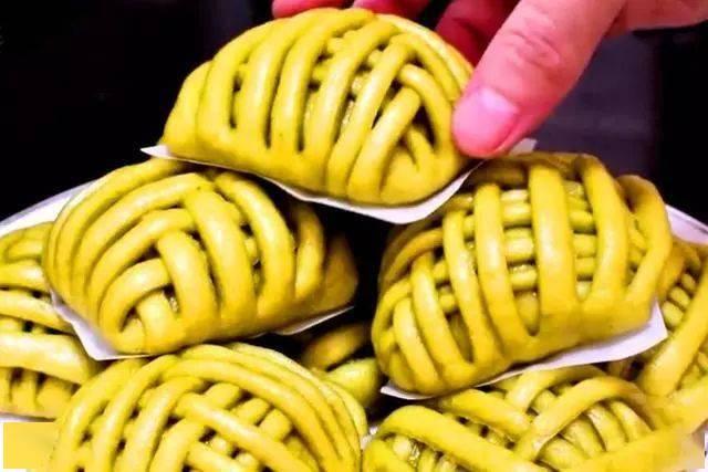 学做儿童爱吃的营养紫薯菠菜包|出锅被抢光光