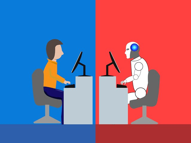 打工人请注意:AI不是要取代流水线上的工人,而是管理者!