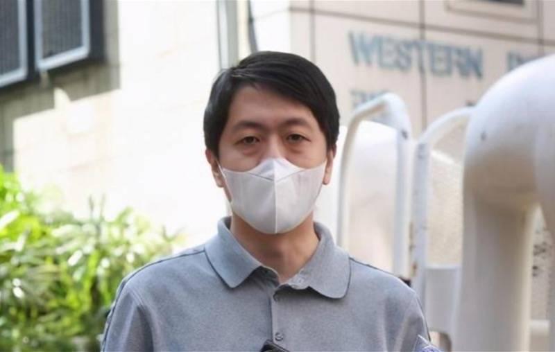 许智峰等3名香港立法会前议员清晨再被拘捕!曾在会厅泼臭水