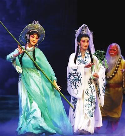天津京剧院《妈祖》南京获赞(图)