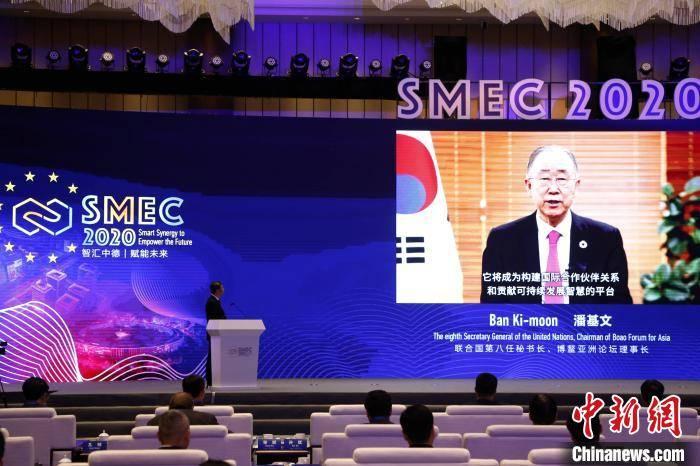 潘基文:在国际社会重建多边主义才能终结新冠疫情