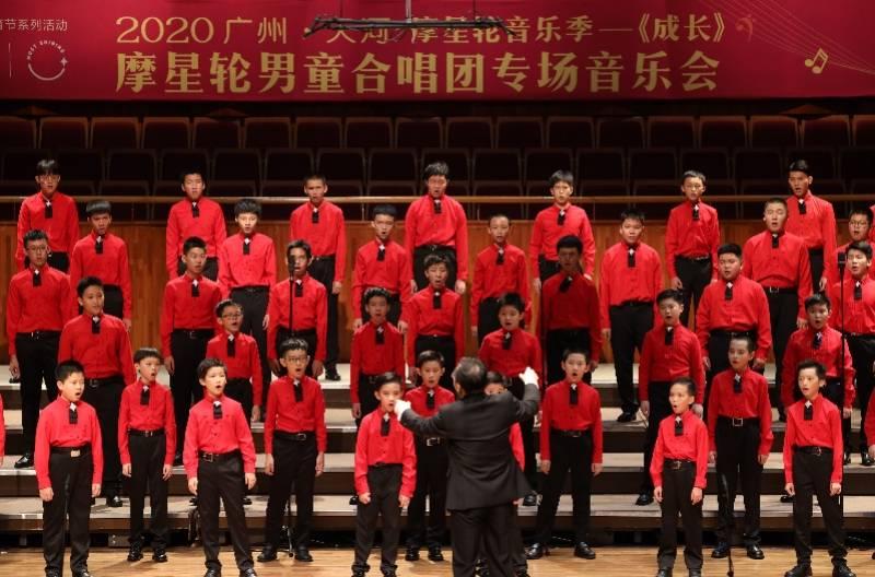 广州这群男孩子厉害了,天籁之音感染了现场所有人