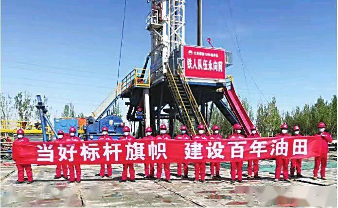 钻井二公司成功突破150万米