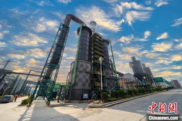 """科技创新推动绿色发展 """"中国银都""""永兴锻造千亿产业"""